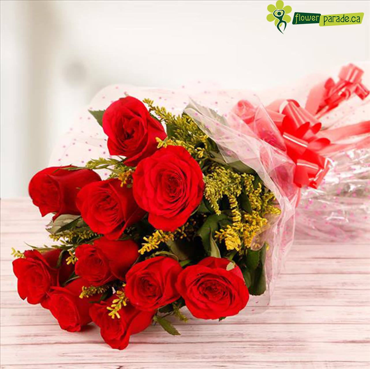 Valentines Flowers in Mississauga and Toronto