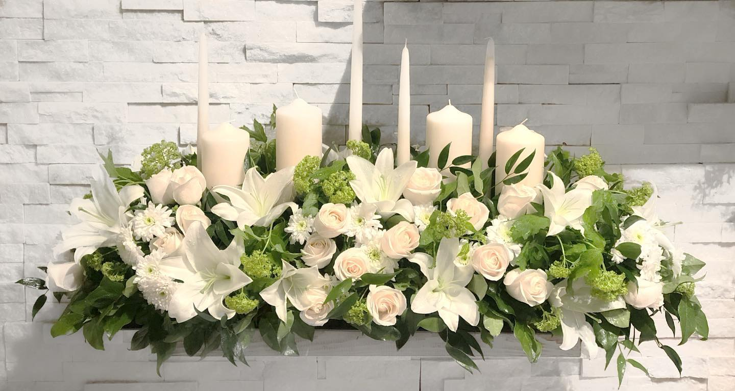 Funeral Flowers in Mississauga
